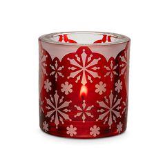 Winter Lace Votive Holder  Ref Price: $15.00 each   SALE Price: $5.00 each