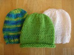 Lickety-Split Baby Hats