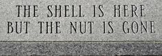 this will be my epitaph ~ Tombstones