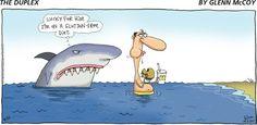 The Duplex Comic Strip, August 24, 2014 on GoComics.com