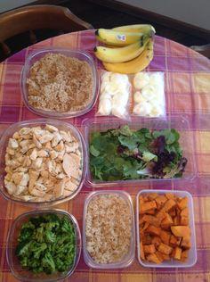 Thirteen weeks! Supplements and meal prep! | kylethegirl