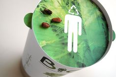 Turn into a Tree After You Die: Bios Urn is a biodegradable urn which contains soil and a single tree seed which will be nourished by your ashes. By creating BiosCommunity, people can always be with their loved ones by registering their tree to GoogleEarth. You even have the choice to pick the type of tree you would like to become.