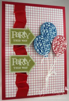 Party This Way, Spring Blossom Musings