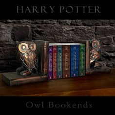 Harry Potter OWL bookends, I MUST HAVE THESE!!!!!!!!!!!!!!!!!!!!!!!!!!!!!!!!!!!!!!!!!!!!!!!!!!!!!!!!!!!!!!!!!!!!!!!!!!!!!!!!!!!!!!!!!!!!!!!!!!!!!!!!!!