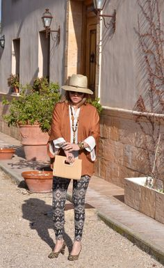 Estilo tribal-étnico moda 2014 | ESTILISMO CON ROMY mujer elegant, moda 2014, con romi, tribalétnico moda, fashion blogger, blogger internacional, estilo tribalétnico, estilismo con