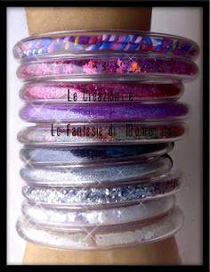 Inspiration: Plastic Tube Bracelet