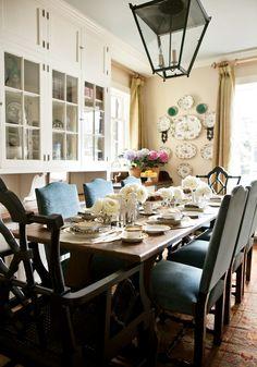 a life's design: dining
