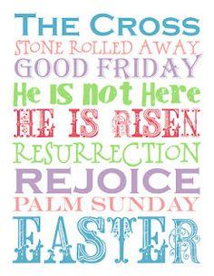 Easter :)