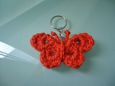 Free Crochet Patterns: Free Crochet Butterfly Patterns
