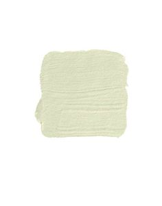 """VALSPAR TOADSTONE 319-2: """"I've had more people say, 'What in the world is this color? I've got to use it.' It's definitely green, an earthy green-beige. There's a tinge of yellow in it. You need to have one anchor color that you can put everything else against. This would be the calming force, and then you could bring in something risky like red or orange or purple."""" -Susan Noble Jones"""