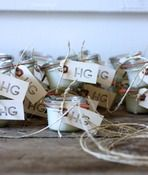 cutting boards, name tags, masons, jar packag, friends, initials, wooden toys, mason jars, twine crafts