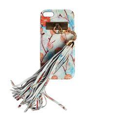 Tassel iPhone 5 Case Coral
