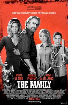 The Family (2013) - (cast Robert De Niro)