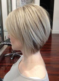 2013 Short Haircut for women | Short Hairstyles 2013 _ I wish my hair could stay this way without constant trimming.