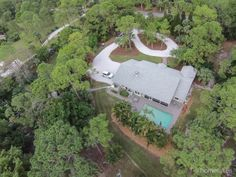 Air View of Property!