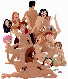 Arthur de Pins arthur de, comic select, dirti art, pin art, adult cartoon, sexi artwork, illustr, cartoon girl, de pin