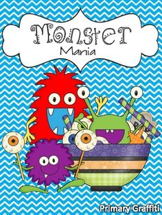 Monster Mania: Work Stations
