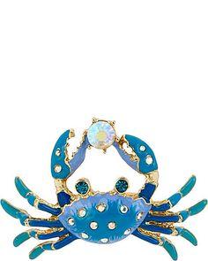 Crabby chic!