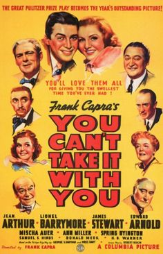 """You Can't Take It with You"" 1938 - James Stewart"