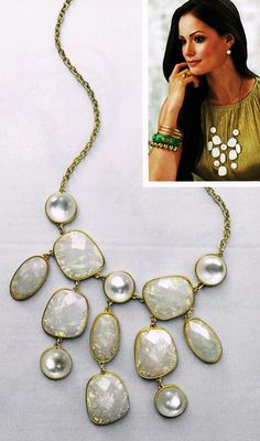 Premier Designs high fashion jewelry - Radiance necklace