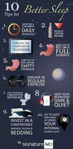 Good habits!