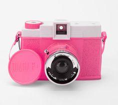 Pink kamera