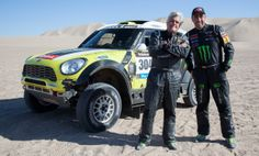 These two don't do small torque. Watch Jay Leno take the ultimate test drive on MINIspace.com