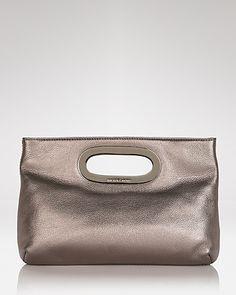 MICHAEL Michael Kors Clutch - Berkley - MICHAEL Michael Kors - Designer Shops - Handbags - Bloomingdale's