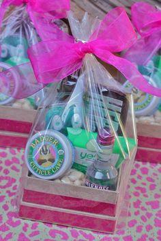 Glamping Girls: Gift Bags for girls weekend
