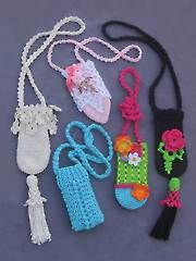 Cellphone Cozy Necklaces - Electronic Download