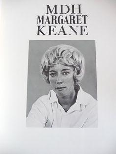Big eye artist Margaret Keane