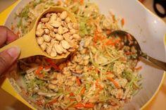 ramen oriental noodle recipes, oriental salad, roman noodle salad, chicken salads, noodles, food, ramen salad, ramen noodle salad recipes, orient salad