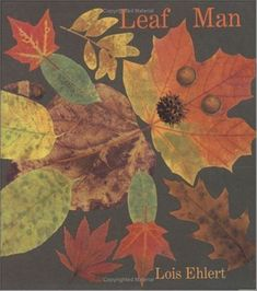 Really like these leaf pictures by Lois Ehlert.