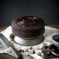 This is the best chocolate cake I have ever eaten, now that's saying something.