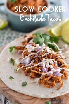Enchilada Tacos