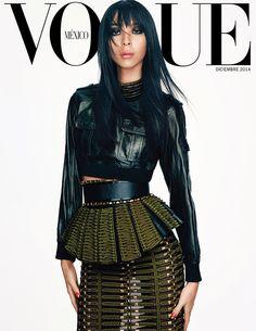 Issa Lish Vogue Mexi