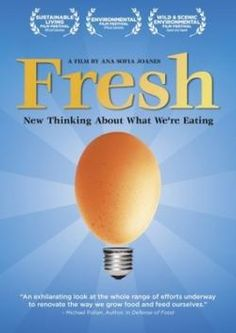 FRESH outlines the vicious cycle of our current food production methods, while also celebrating the farmers, thinkers and business people across America who are reinventing our food system, from a basketball player and former-executive-turned-urban-farmer to a poetic prophet of the fields who tells us: We can raise everything we need without any of the industrial food system.