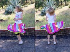 girl skirt, twir skirt