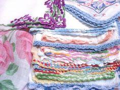 vintagelinen, vintag handkerchief, vintage handkerchiefs, vintage linen