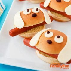 So cute.  My kids may eat this