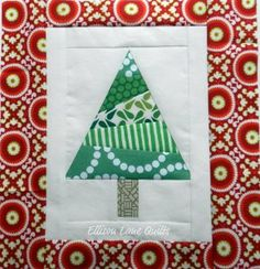 5 Free Christmas Quilt Patterns and Quilt Blocks for the Holiday Season from @FaveQuilts