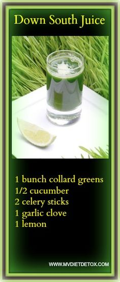 When your palate has developed to the advanced level, you will be juicing a larger proportions of greens and reducing your use of sweet high-glycemic vegetables. Click here for more: www.mvdietdetox.com