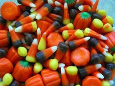 Candy corn activities. Lots of great ideas!