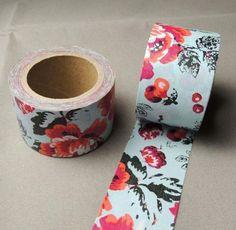1 Rolls Japanese Washi Tape Masking Tape decoration Tape. $5.50, via Etsy.