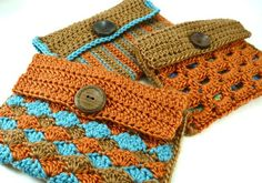 Great tute to create these little bags.