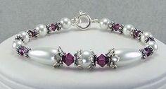 galleries, bead pattern, jewelri box, pearls, pearl bracelets, jewleri, birthston bracelet, crystal bracelet, pretti pearl