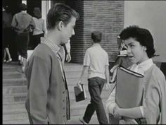 """Annette Serial 1958 - Mickey Mouse Club - 1st Episode """"An Introduction"""""""