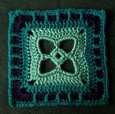 Coalescent Crochet: Granny