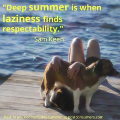 Be #lazy this #summe