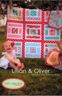 Lillian & Oliver by Kati Cupcake